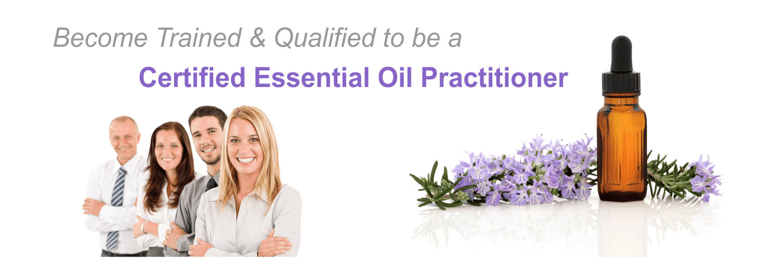 Become a Certified Essential Oil Practitioner