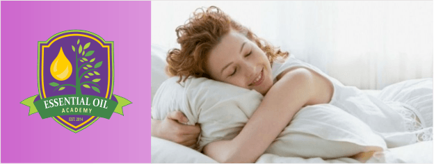 Essential Oils to aid Sleep