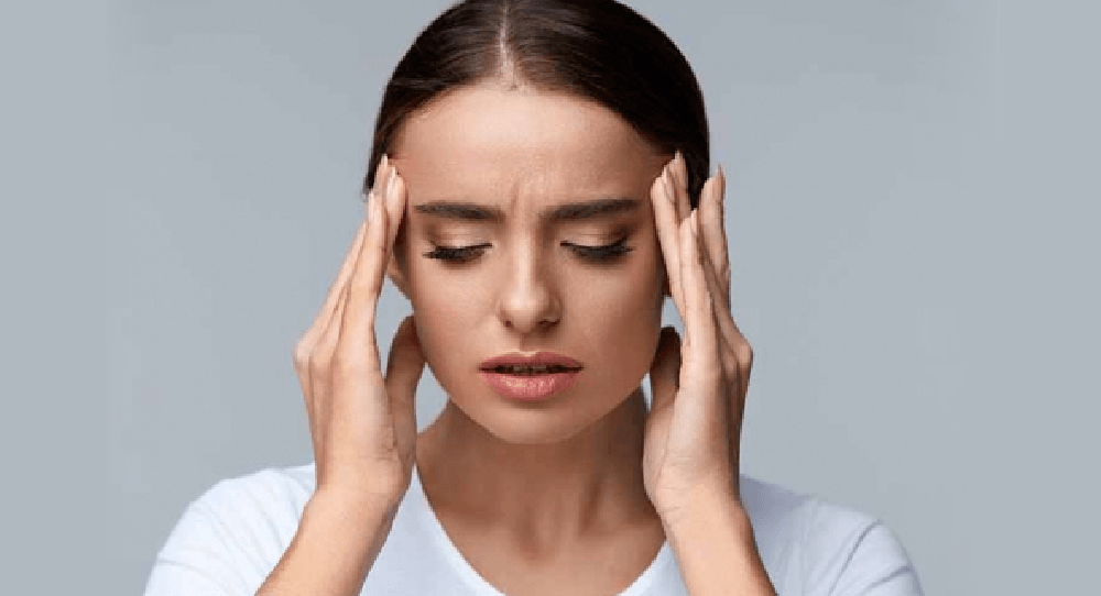 Migraine relief and essential oils