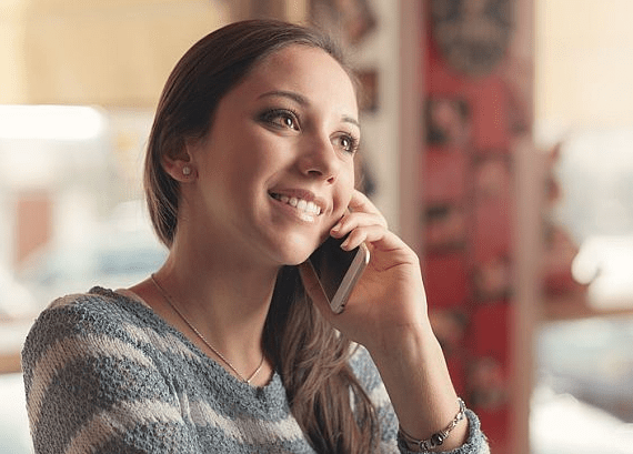 Referral Phone Call to friend