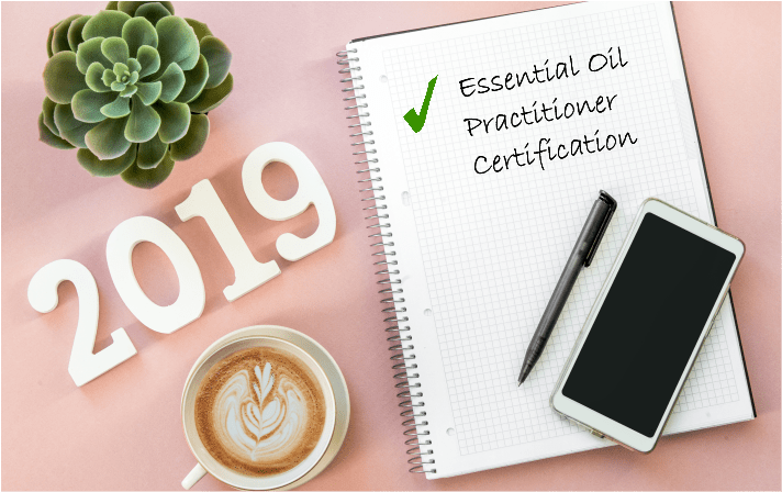 New Year Success - Essential Oil Practitioner Certification 010719